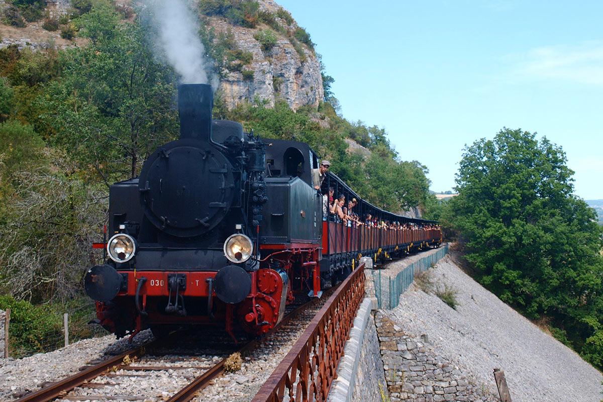FAQ Train à vapeur de Martel | Chemin de fer Touristique Haut-Quercy