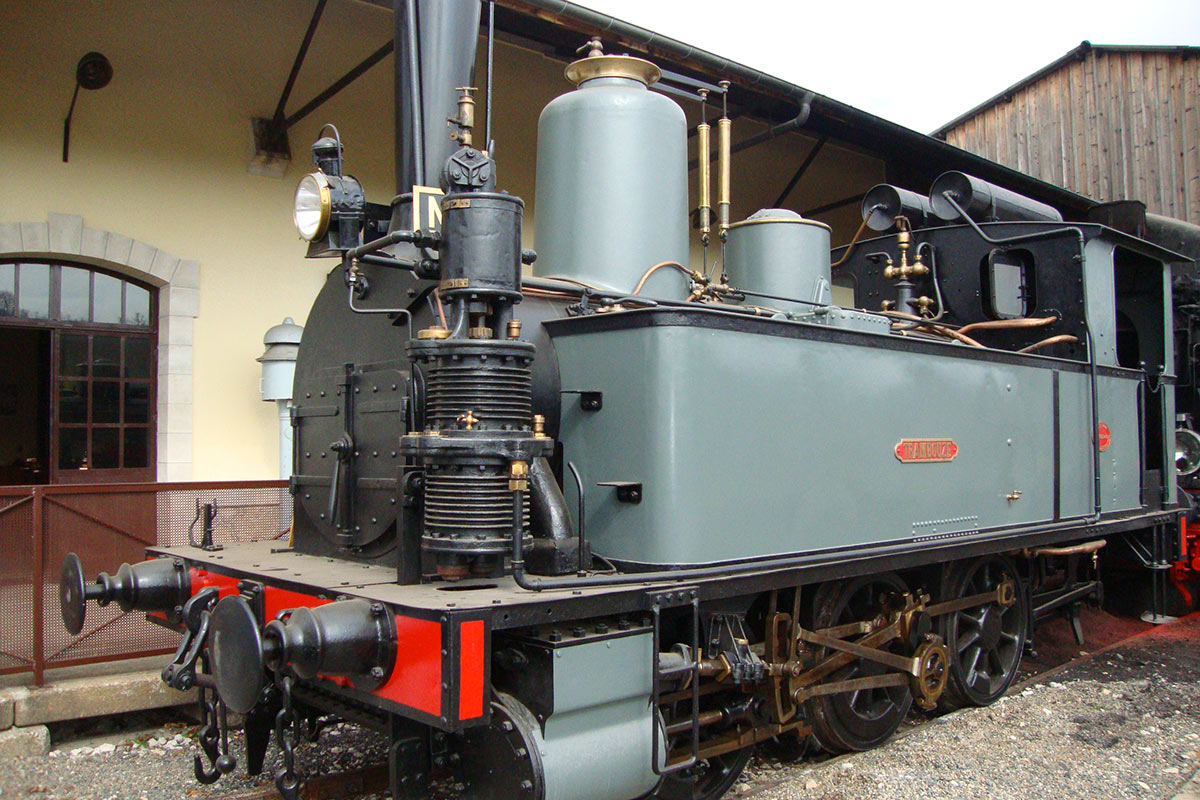 Chemin de fer Touristique du Haut-Quercy