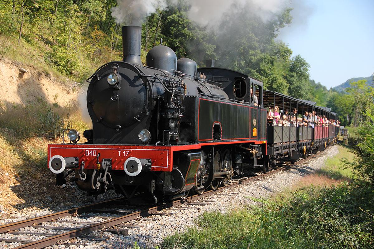 Contact et accès I Train à vapeur de Martel | Chemin de fer Touristique Lot