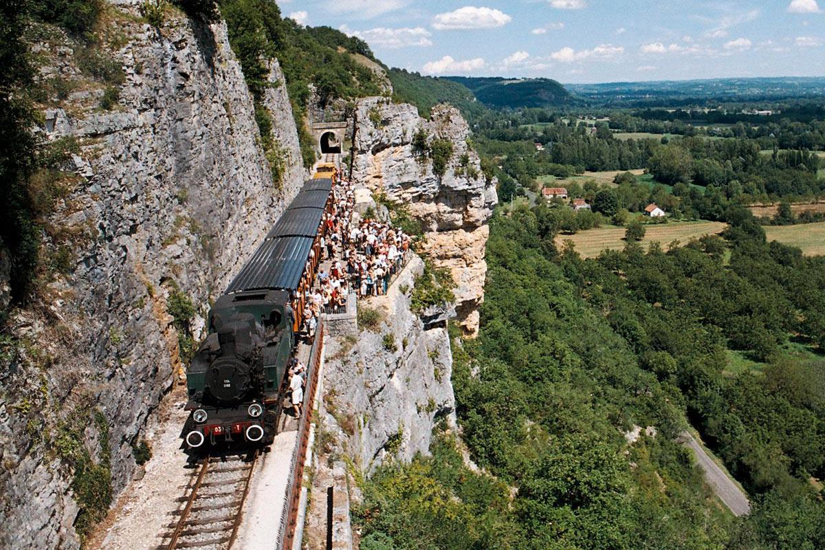 Horaires, tarifs Train à vapeur de Martel Chemin de fer Touristique Haut-Quercy
