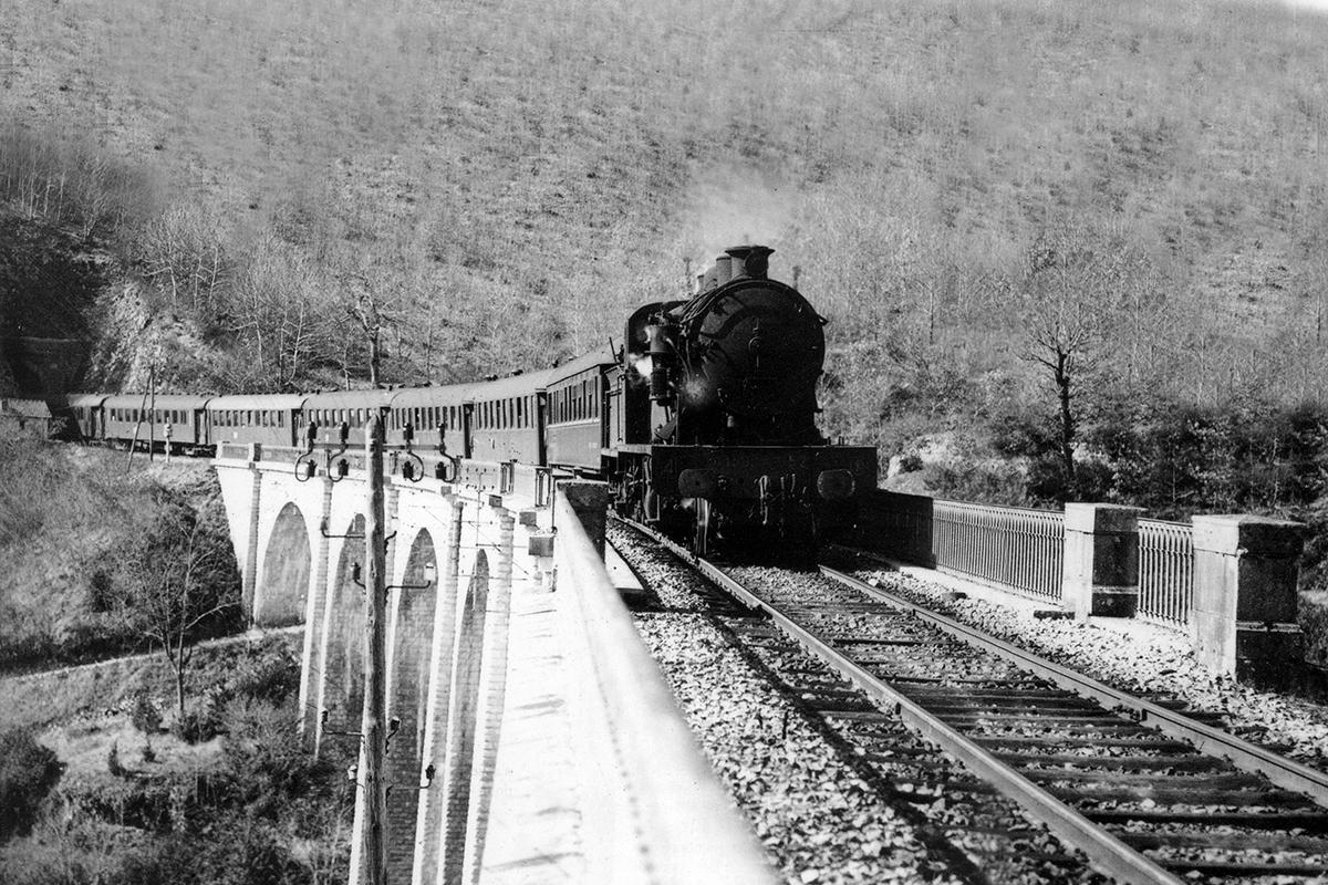 Histoire Le Train à vapeur de Martel | Chemin de fer Touristique du Haut-Quercy